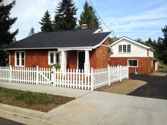 1 House renovated