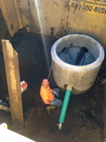 10 Manhole grouting