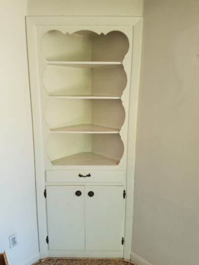 14 Fitted cupbards all recycled