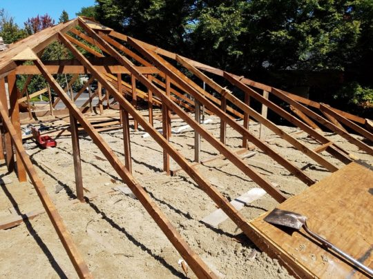 20 Trusses recycled