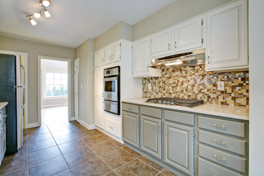 5 Renovated kitchen